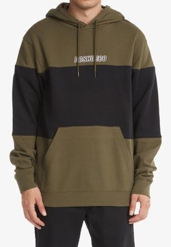 DC Shoes - Hoodie - ivy green