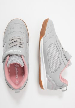 KangaROOS - NICOURT - Sneakers laag - vapor grey/dusty rose