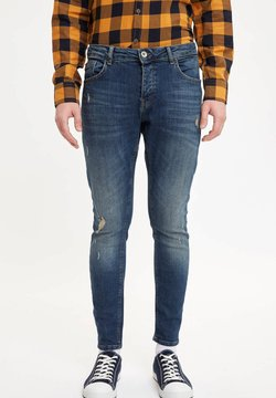 DeFacto - Slim fit jeans - blue