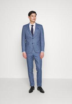 Bugatti - SUIT SET - Anzug - jeans blue