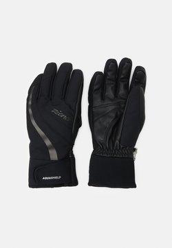 Ziener - LADY GLOVE - Fingerhandschuh - black