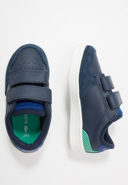 Lacoste - MASTERS CUP - Baskets basses - navy/dark blue