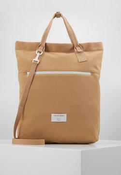 Tiger of Sweden - BANKSIA - Shopping bag - warm beige