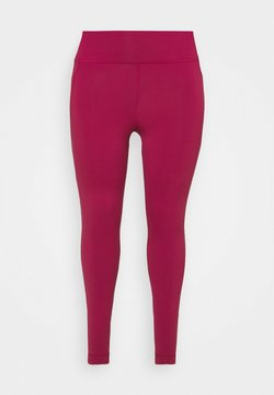 Reebok - LUX - Tights - punch berry