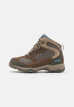 Hi-Tec - STORM WP WOMENS - Outdoorschoenen - light taupe/mint