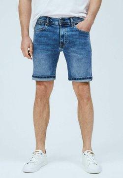 Pepe Jeans - CANE - Shorts di jeans - blue