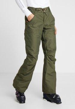 Roxy - NADIA  - Snow pants - ivy green