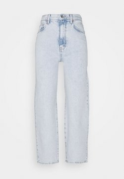 Gina Tricot - COMFY - Relaxed fit -farkut - bleached lue