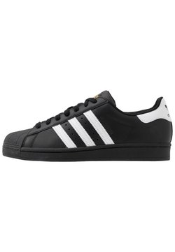 adidas Originals - SUPERSTAR - Sneakers - core black/footwear white