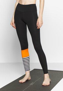 Hey Honey - LEGGINGS SURF STYLE  - Tights - black