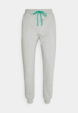 Urban Threads - RELAXED JOGGER UNISEX - Jogginghose - light grey marl