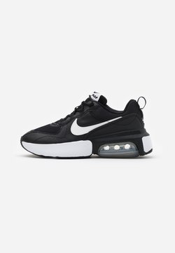 Nike Sportswear - AIR MAX VERONA - Sneaker low - black/summit white/anthracite/metallic silver