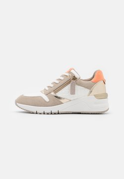 Tamaris - Sneaker low - dune/light gold