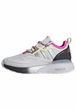 adidas Originals - ZX 2K BOOST SHOES - Sneaker low - grey