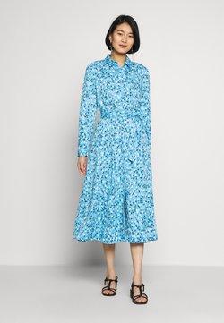 one more story - DRESS - Blusenkleid - alaskan blue