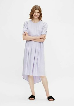 Pieces - Sukienka letnia - purple heather