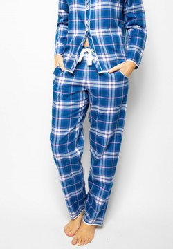Cyberjammies - Pyjamabroek - blue chks