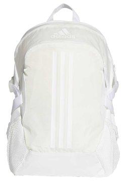 adidas Performance - AEROREADY POWER 5 BACKPACK - Reppu - white