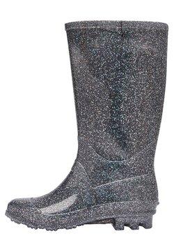 Next - WELLIES - Gummistövlar - metallic grey