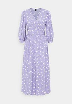 YAS - YASWENDY WRAP DRESS - Maxikleid - wendy