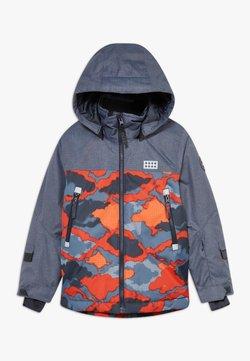 LEGO Wear - LWJOSHUA - Snowboardjacke - dark grey
