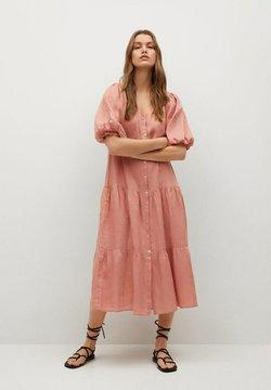 Mango - FREE - Vapaa-ajan mekko - rosa