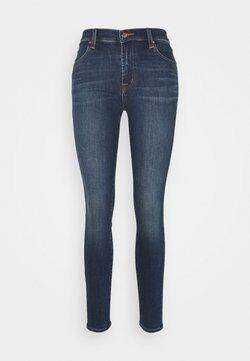 J Brand - MARIA HIGH RISE LEG POCKETS - Jeans Skinny Fit - fleeting