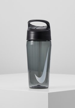 Nike Performance - 473ml HYPERCHARGE STRAW BOTTLE 16OZ - Drikkeflaske - anthracite/white