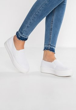 Anna Field - Loaferit/pistokkaat - white