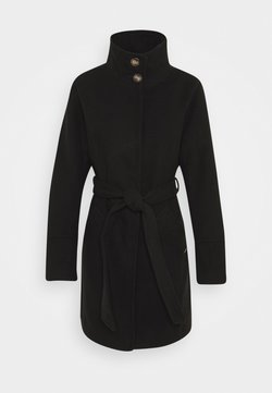 b.young - BYCIRLA COAT - Wollmantel/klassischer Mantel - black