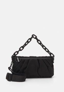 Marc Cain - SATCHEL BAG - Handbag - black