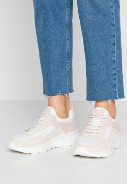 Anna Field - LEATHER - Sneakers - white
