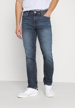 Jack & Jones - JJICLARK JJORIGINAL - Jeans Slim Fit - blue denim