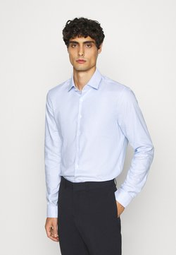 Calvin Klein Tailored - STRUCTURE EASY CARE SLIM - Businesshemd - blue