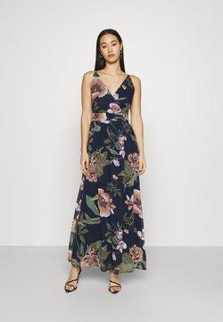 Vero Moda - VMKATNISS MAXI DRESS  - Maxi-jurk - navy blazer