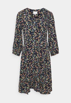 Nümph - NUDACEY DRESS  - Sukienka letnia - dark sapphire