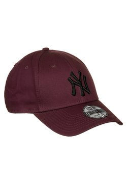 New Era - NEW YORK YANKEES LEAGUE ESSENTIAL - Lippalakki - maroon