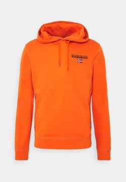 Napapijri - ICE - Hoodie - orange koi
