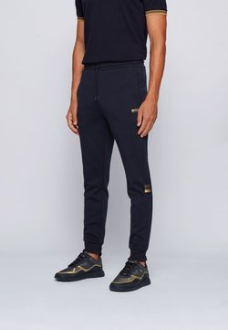 BOSS - HALVO - Jogginghose - dark blue