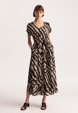 Solar - Długa sukienka - czarny