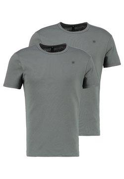 G-Star - BASE 2 PACK  - Camiseta básica - orphus