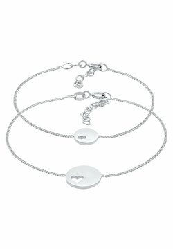 Elli - HEART MOTHER CHILD  - Armband - silber
