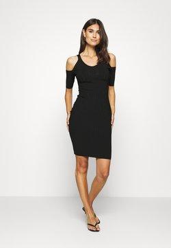 Guess - JESSICA DRESS - Etuikleid - jet black