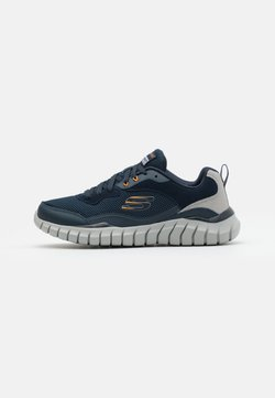 Skechers Sport - OVERHAUL - Sneaker low - navy/gray