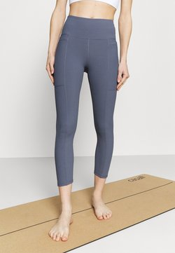Cotton On Body - POCKET 7/8 - Tights - blue jay
