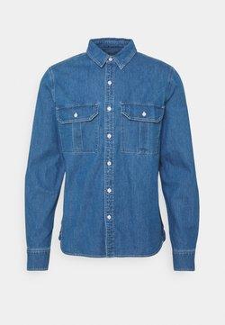 Neuw - WORKWEAR - Camicia - blue denim