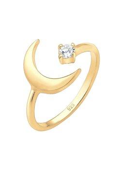 Elli - HALBMOND ASTRO  - Ring - gold-colored