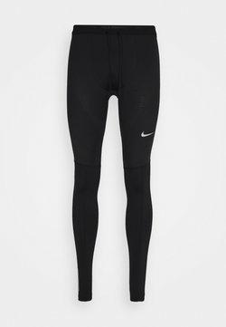 Nike Performance - ELITE - Tights - black/reflective silver