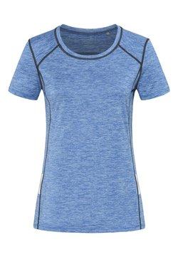 Stedman - Funktionsshirt - blue heather