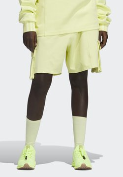 adidas Originals - IVY PARK - Shorts - yellwtint